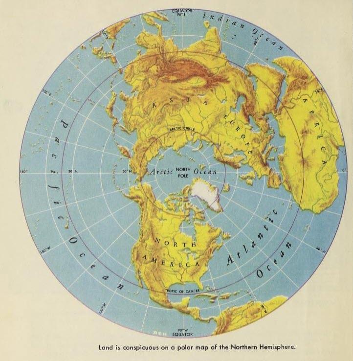 Polar Map