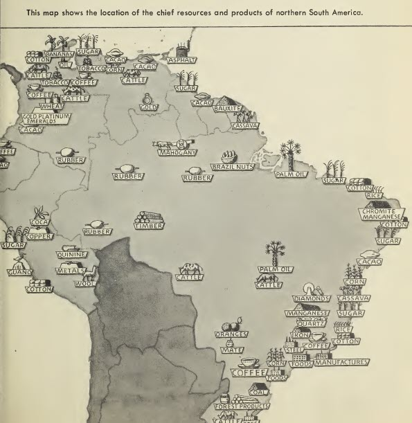 South America Chief Resources