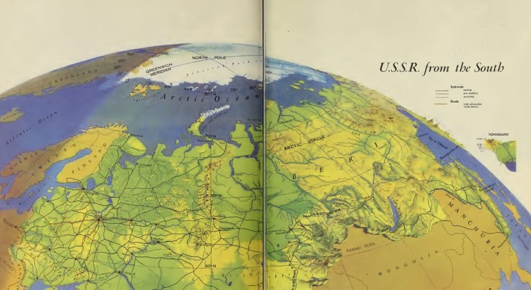 USSR From The South