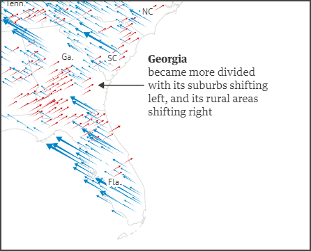 Georgia Shift